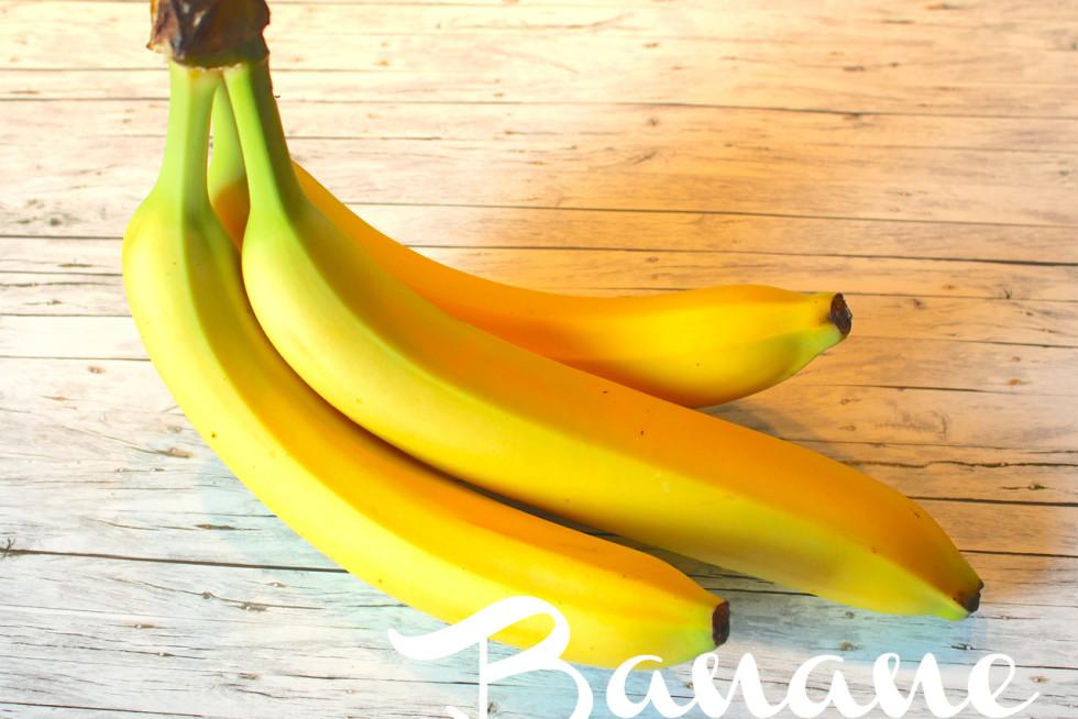 banane schrift