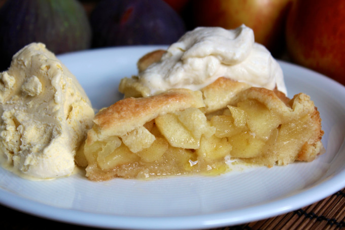 apple pie vanilla