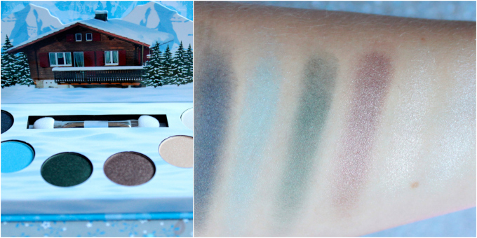 mountain calling eyeshadow palette