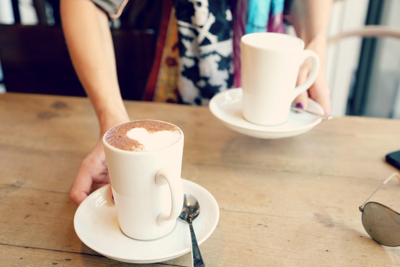 Hot Chocolate Shopping